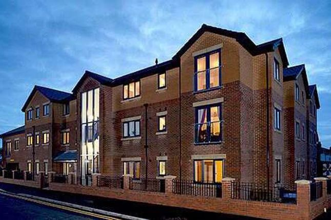 Thumbnail Flat for sale in Park Lodge Development, Rutherford Drive, Bolton, Over Hulton.