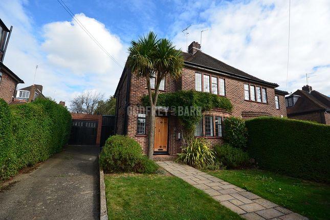 Thumbnail Semi-detached house to rent in Vivian Way, London