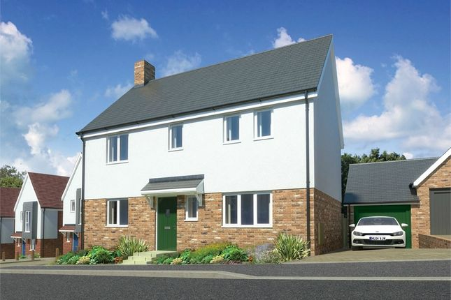 Thumbnail Detached house for sale in Kingsvale, Pick Hill, Waltham Abbey, Essex