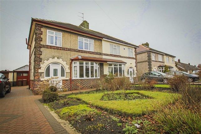 Semi-detached house for sale in Brownhill Road, Ramsgreave, Blackburn