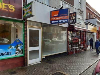Thumbnail Retail premises to let in 15B Surrey Street, Littlehampton, West Sussex