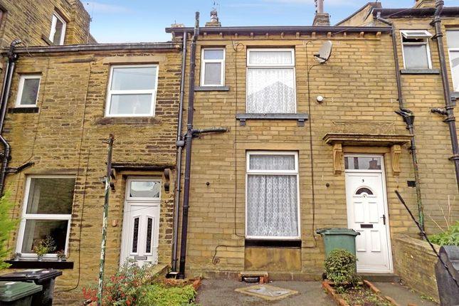 External of James Street, Thornton, Bradford BD13