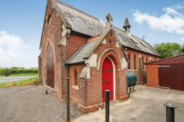 Thumbnail Detached house for sale in Pulham Market, Diss, Norfolk