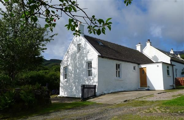 Thumbnail Cottage for sale in Langstane, High Corrie, Corrie