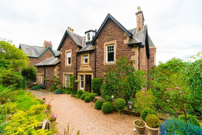 Thumbnail Flat for sale in Drummond Terrace, Crieff