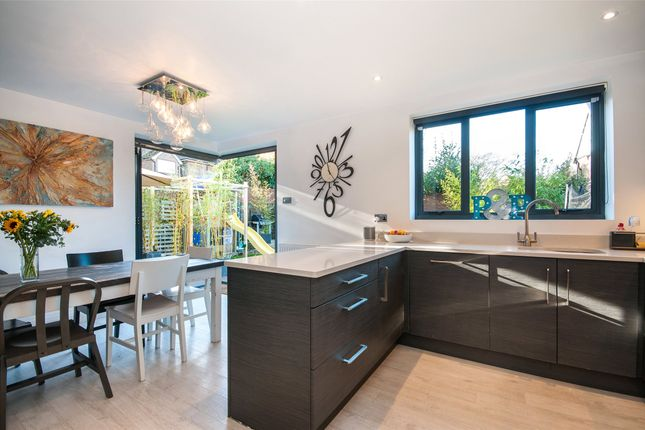 Thumbnail Detached house for sale in Brownlow Road, Redhill, Surrey