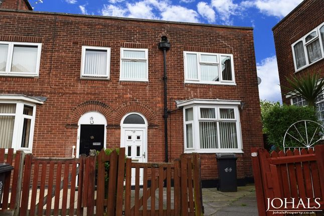 Thumbnail Semi-detached house to rent in Woodboy Street, Leicester