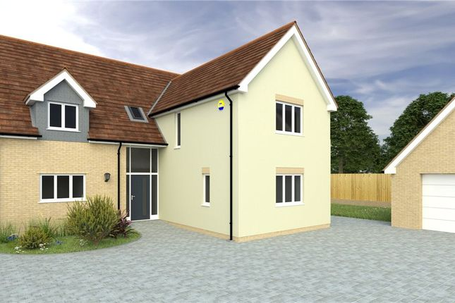 Thumbnail Detached house for sale in Fosters Hill, Holwell, Sherborne, Dorset