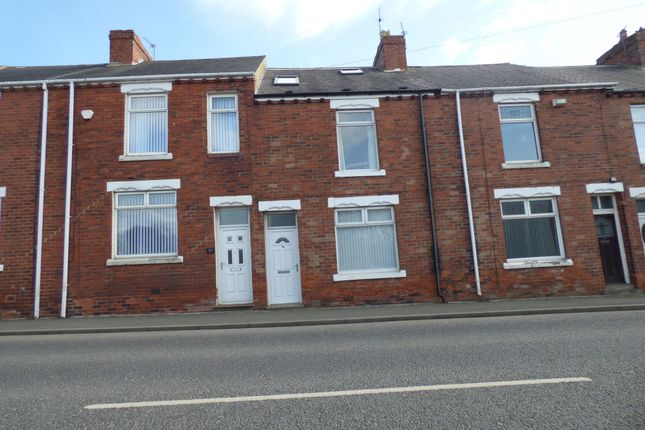 Thumbnail Terraced house for sale in Houghton Road, Hetton-Le-Hole, Houghton Le Spring