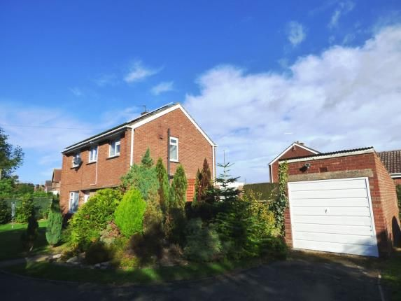 Thumbnail Detached house for sale in Princess Square, Billinghay, Lincoln, Lincolnshire
