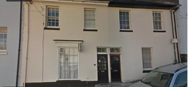 Thumbnail Flat for sale in Warren Hill, Torquay