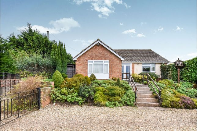 Thumbnail Detached bungalow for sale in Summerleigh, West Lyng, Taunton