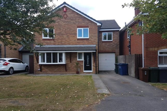 Thumbnail Detached house to rent in Meadowcroft, Skelmersdale