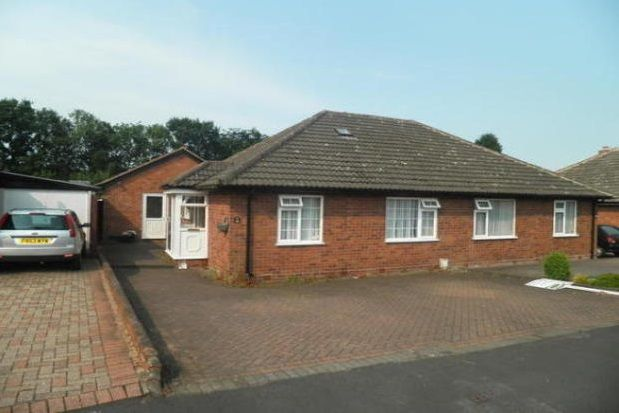 Thumbnail Bungalow to rent in Sara Close, Sutton Coldfield