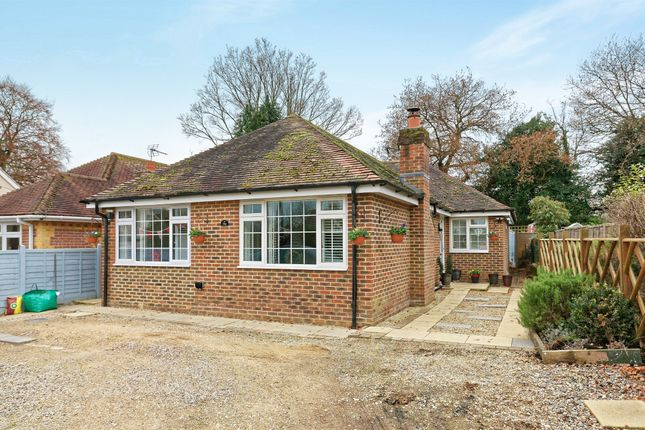 Thumbnail Detached bungalow for sale in Newtown, Tadley