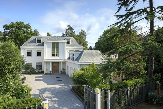 Thumbnail Detached house for sale in Coombe Ridings, Kingston Hill