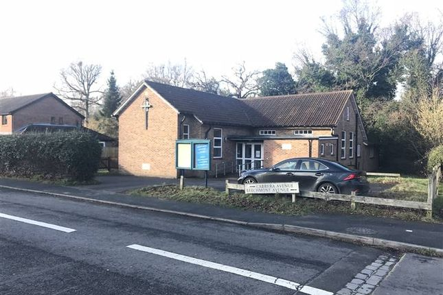 Thumbnail Commercial property for sale in 3 Cabrera Avenue, Virginia Water