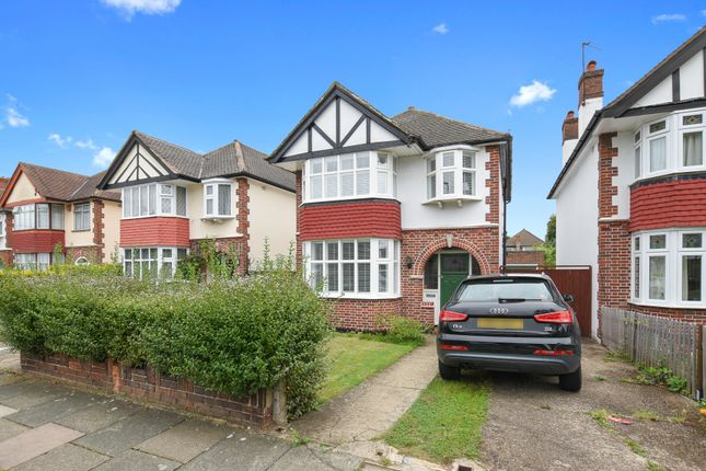 3 bed detached house for sale in Manor Drive North, New Malden