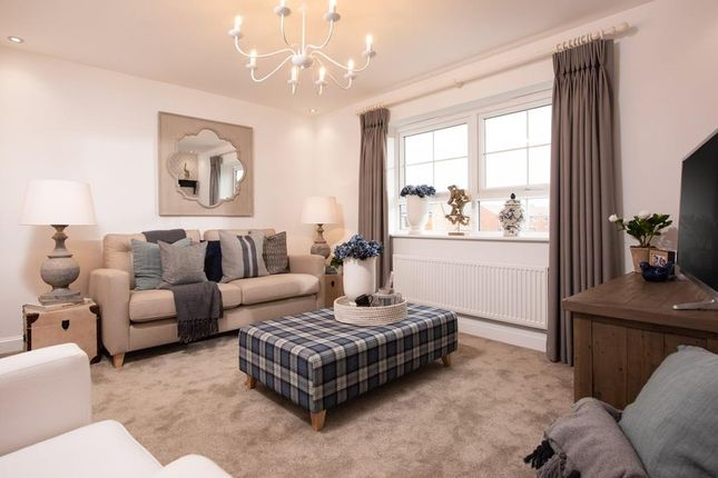 """Thumbnail End terrace house for sale in """"Kingsville"""" at Wheatley Hall Road, Doncaster"""