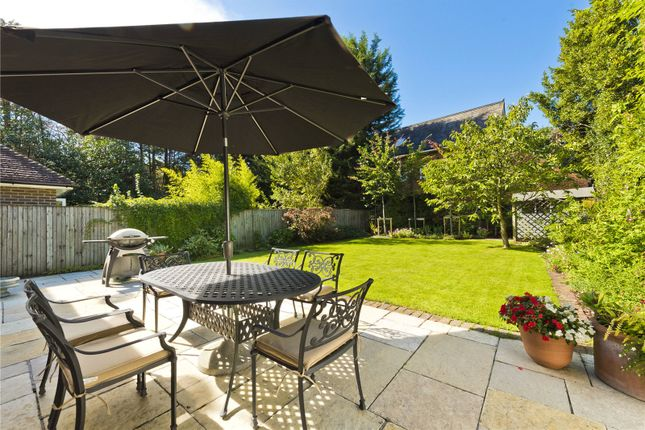 Rear Garden of Hall Place Drive, Weybridge, Surrey KT13