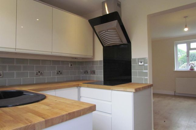 Thumbnail End terrace house to rent in East Park Close, Chadwell Heath, Romford