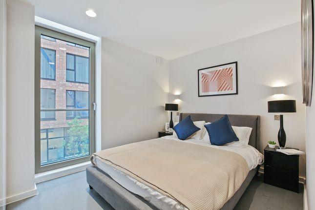 Ec55Cebd-08Ac-475F-Aa4E-5A17A16c6d7Bcabsre - Flat C01.01 Sidworth Street, E8 3Sd . Bedroom 2. View 1. 1