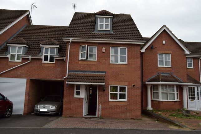Thumbnail Semi-detached house to rent in The Maltings, Hamilton, Leicester