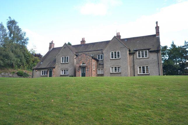Thumbnail Flat to rent in Woodbrook Road, Alderley Edge