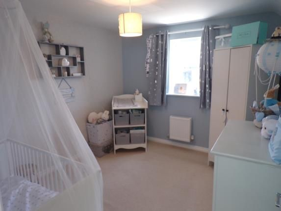 Bedroom Three of Foxtail Way, St. Crispin's, Duston, Northampton NN5