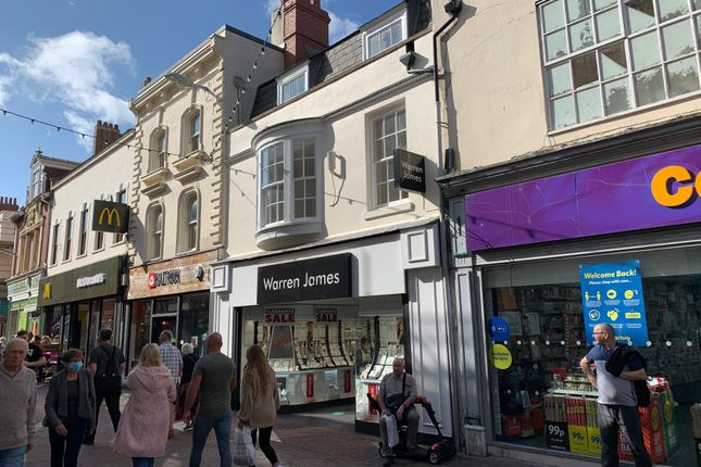 Thumbnail Retail premises to let in St. Mary Street, Weymouth