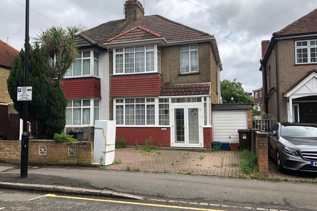 Thumbnail Semi-detached house for sale in Inwood Road, Hounslow, Greater London
