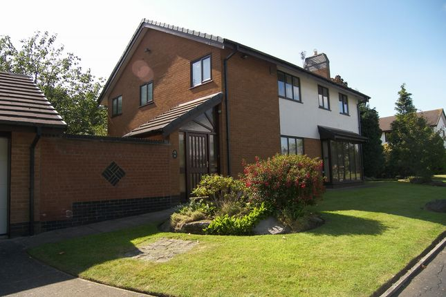 5 bed detached house for sale in Mccall Close, Wrea Green, Preston