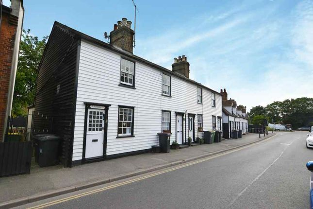 Thumbnail End terrace house for sale in Weir Pond Road, Rochford
