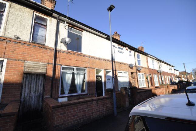2 bed terraced house to rent in Burnaby Street, Alvaston, Derby DE24