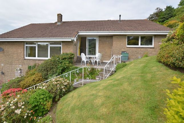 Detached bungalow for sale in Manor Drive, Chagford, Newton Abbot