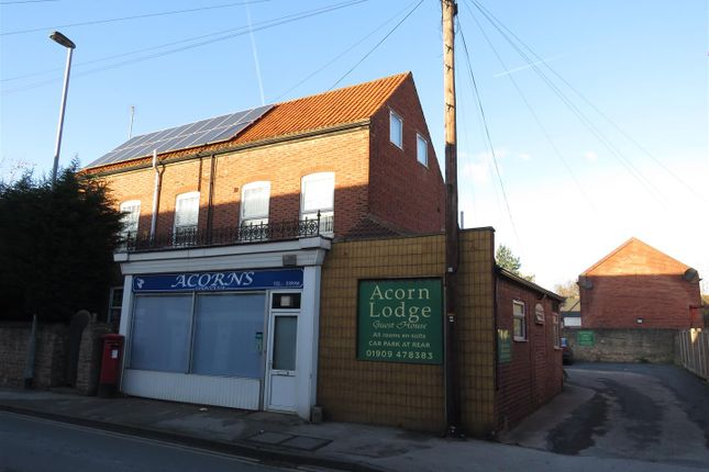 Thumbnail Town house for sale in Potter Street, Worksop