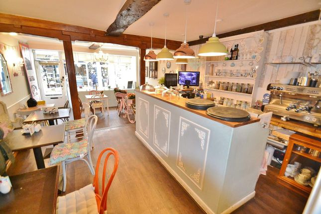 Thumbnail Retail premises to let in Coffee Shop, Winchester