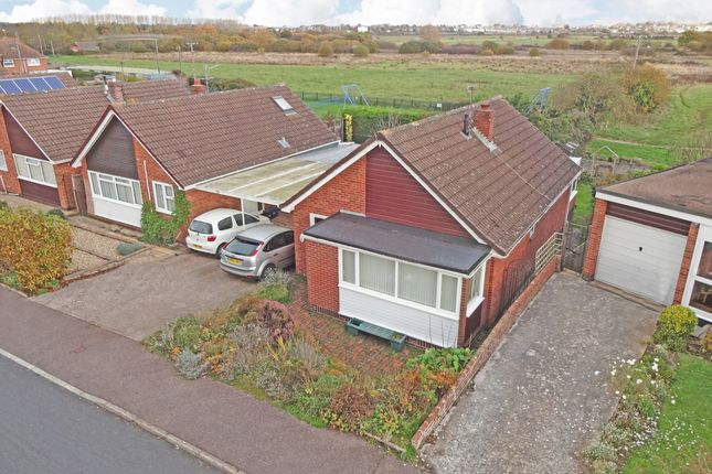 Thumbnail Detached bungalow for sale in Crockwells Road, Exminster, Exeter