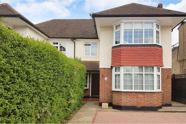 Thumbnail Semi-detached house for sale in Craddocks Avenue, Ashtead