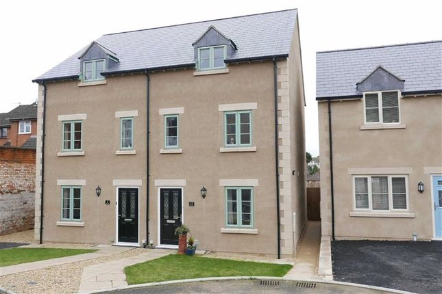Thumbnail Semi-detached house for sale in Manor View, Dursley