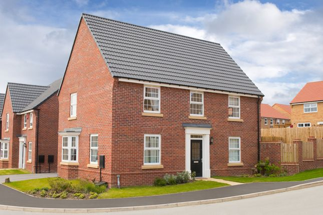 "Thumbnail Detached house for sale in ""Cornell"" at Sandbeck Lane, Wetherby"