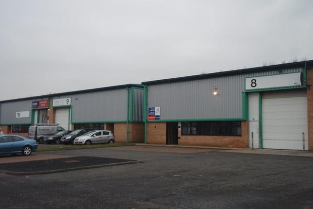 Thumbnail Warehouse to let in 8 Octavian Way Team Valley, Gateshead, Tyne And Wear
