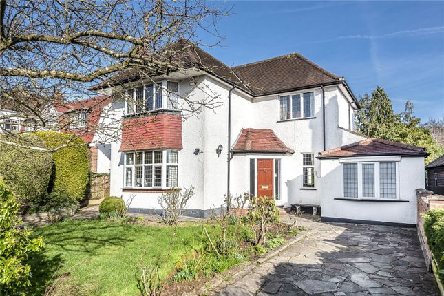 Thumbnail Detached house for sale in West Drive, Harrow, Middlesex