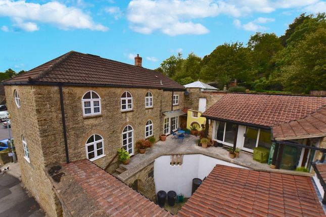Thumbnail Detached house for sale in Silk Path, Crewkerne