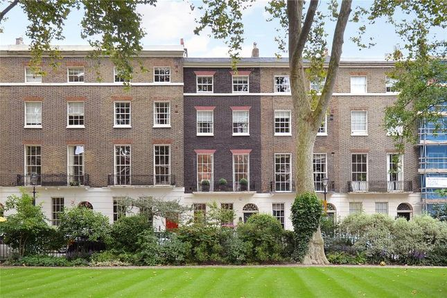 Thumbnail Terraced house for sale in Connaught Square, Hyde Park