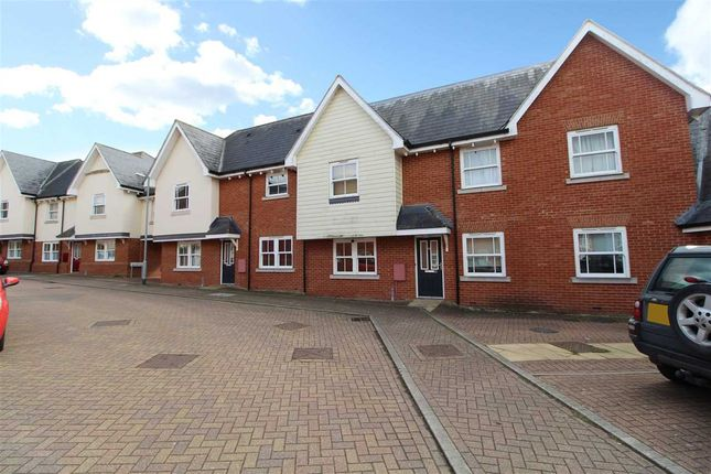 Thumbnail Maisonette for sale in Rouse Way, Colchester