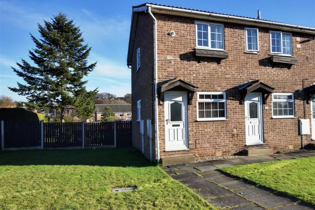 Thumbnail Flat to rent in St. Davids Drive, Barnsley, South Yorkshire
