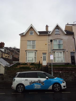 Thumbnail Property to rent in Rosehill Terrace, Mount Pleasant, Swansea