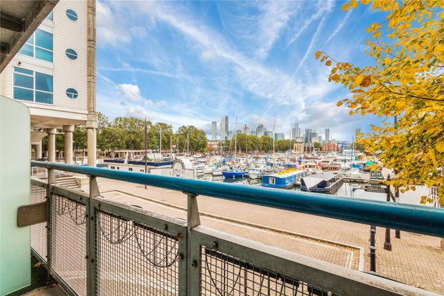 2 bed flat for sale in Rushcutters Court, Boat Lifter Way, London SE16