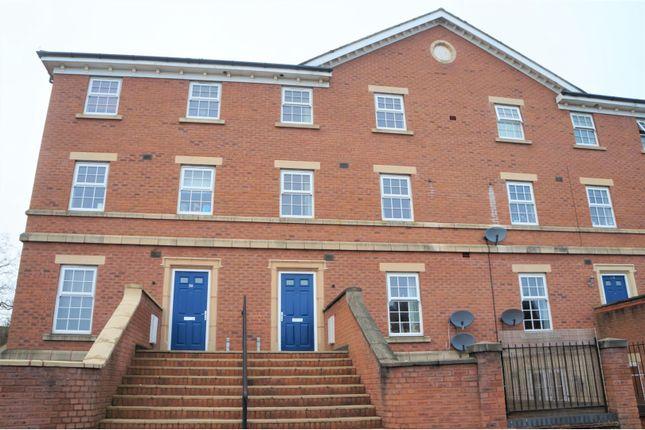 Thumbnail Maisonette to rent in Fenton Avenue, Swindon